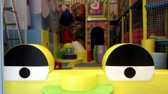 环山国际儿童淘气堡游乐设施