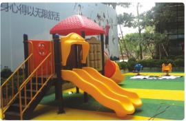 宝安中粮地产儿童游乐设施