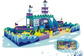 湖南海洋汽船系列淘气堡FEF-037A