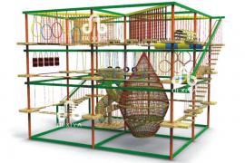 儿童室内拓展设施FEF-078D