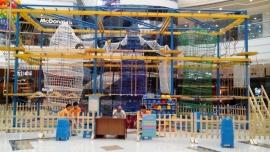 非标定制儿童拓展乐园设施